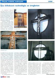 Kalocsai-üvegbeton-kereszt_Fekete-Zsuzsanna_1998-722x1024